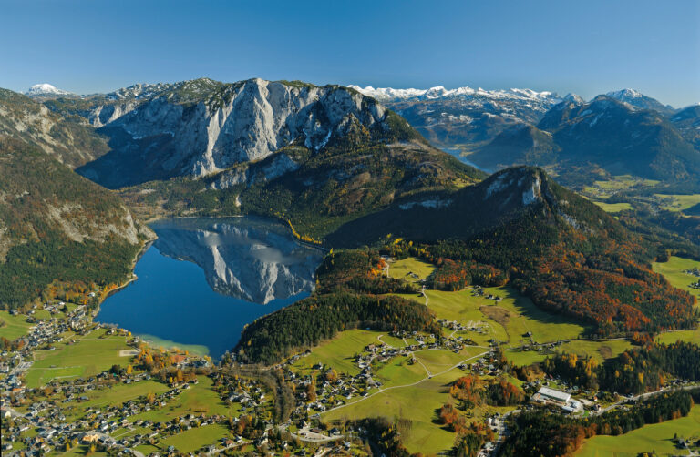 Altausseer See mit Trisselwand-Spiegelung © Steiermark Tourismus / Hagspiel