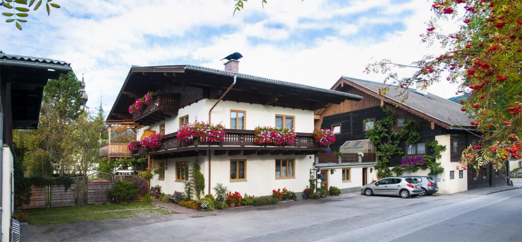 Apartmenthaus von Bettina Mitterwallner in Altenmarkt