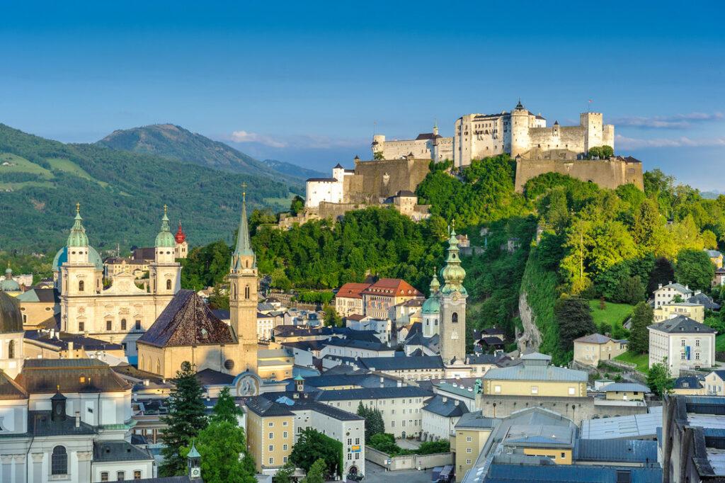 Dom und Festung Hohensalzburg